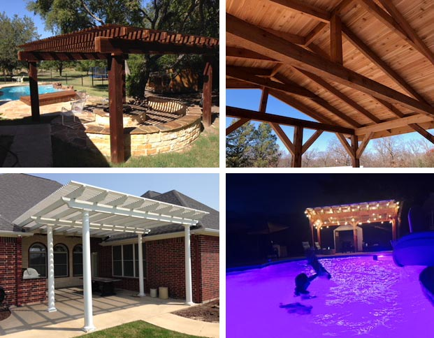 What Can You Do With a Pergola?