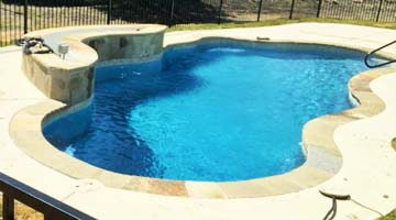 Gunite/Concrete Pools
