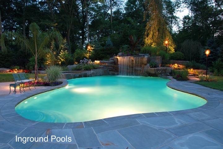 Gunite Pools Versus Fiberglass Pools